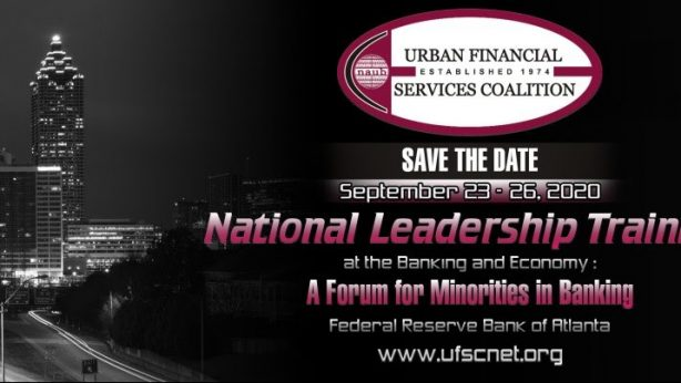 National Leadership Training: A Forum for Minorities in Banking